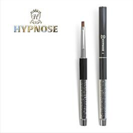 Кисть Hypnose Black Diamond для геля №4, в тубе