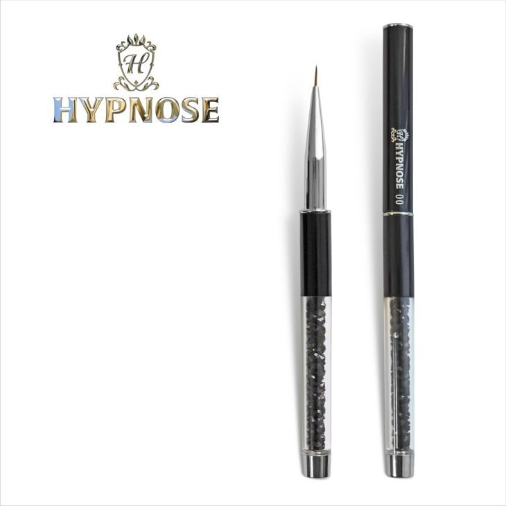 "Кисть ""Hypnose Black Diamond"" для дизайна №00, в тубе"